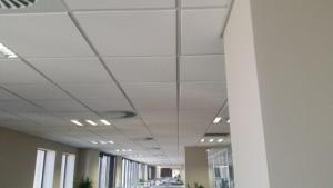 Bulkhead, ceilings and partition