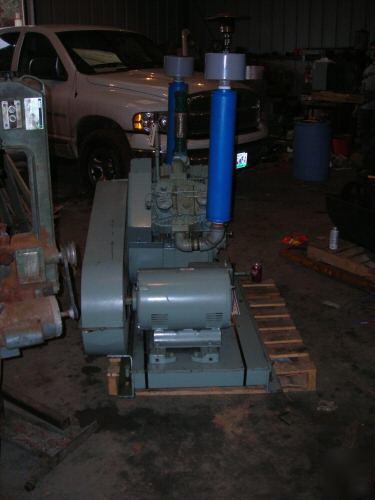 Quincy Air Compressor 25 Hp 89 Cfm 200 Psi