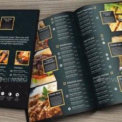 menu formato a5
