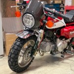 Honda Monkey Front Fender Lift Kit