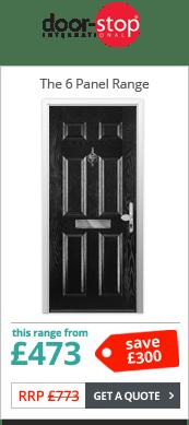 Door Stop Door 6 Panel Range