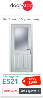 Door Stop Doors 2 Panel 1 Arch Range Composite Door Range