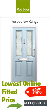 Solidor Ludlow Timber Composite Door Range