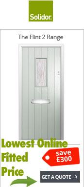 Solidor Flint Timber Composite Door Range