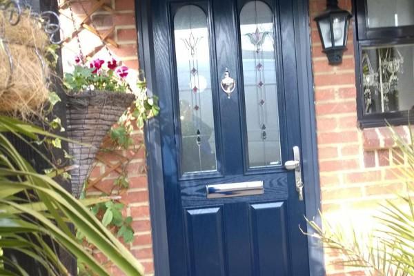 Blue-2-Panel-2-Arch-Global-Composite-Door