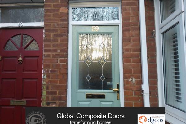 Chartwell-Green-2-Panel-1-Square-Global-Composite-Door 2