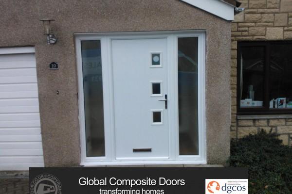 White-3-Square-Global-Composite-Door 2