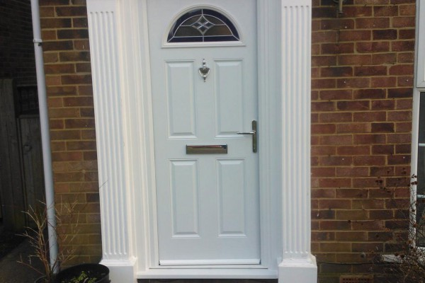 White-4-Panel-1-Sunburst-Global-Composite-Door3