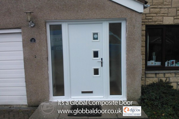 white-3-square-Global-Composite-Door