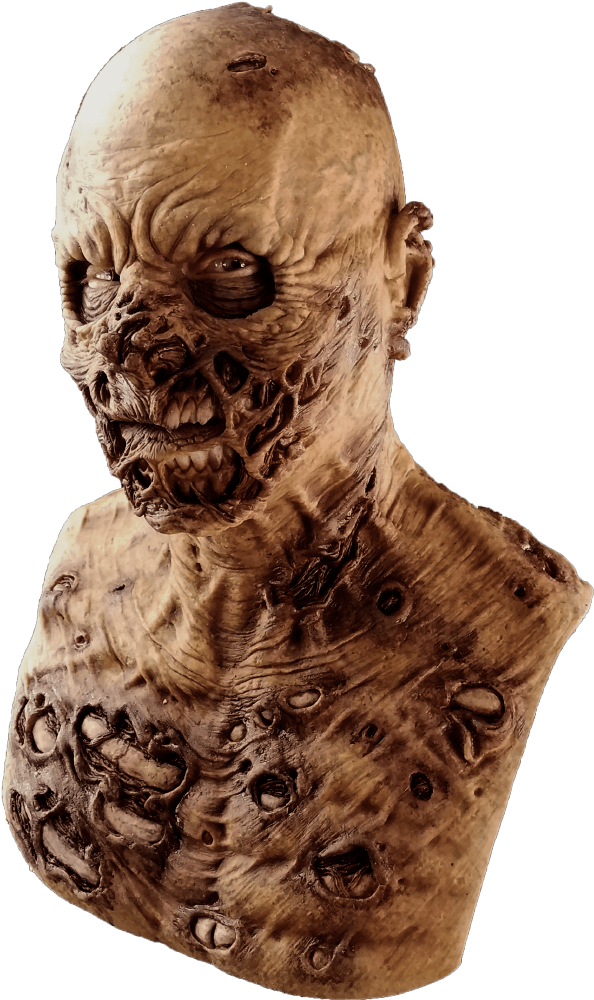 Graveborn The Zombie Silicone Mask Cfx