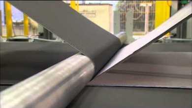 Photo of BMW Carbon Fibre Roof Production