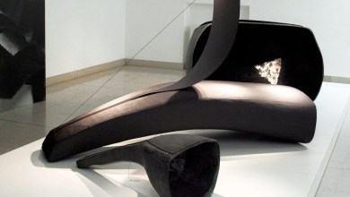 Photo of Carbon Fibre Seating Designs