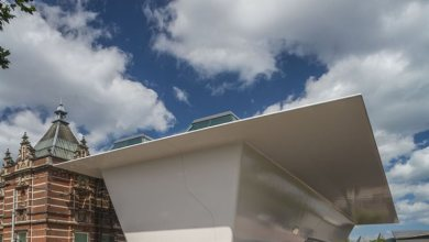 Photo of Stedelijk Museum Reopens with Worlds Largest Composite Façade