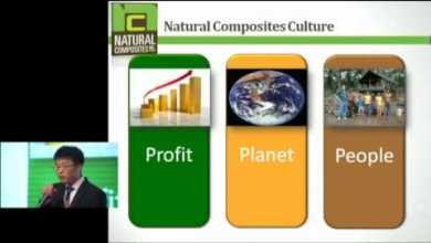 Photo of Natural Composites Presentation