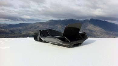 Photo of Snolo Carbon Fibre Sled
