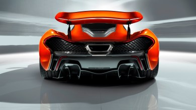 Photo of The McLaren P1
