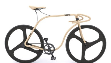 Photo of Thonet Concept Bike By Andy Martin Studios