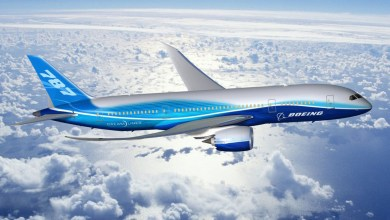 Photo of Exelis Selected to supply Composite parts for 787 Dreamliner