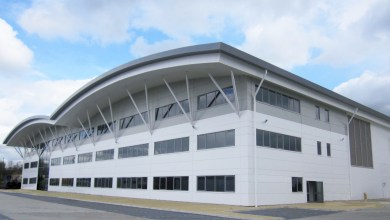 Photo of CTG Get the Keys to the New Composites Centre of Excellence