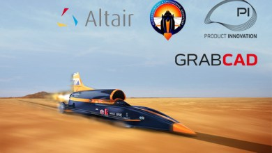 Photo of Design the Steering Wheel for the Bloodhound Supersonic Car