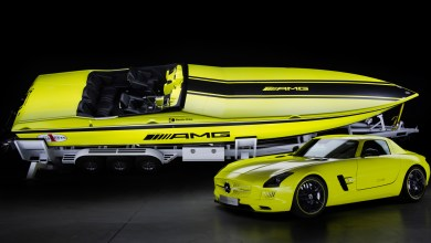 Photo of The World's Fastest Electric Boat