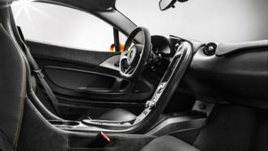 Photo of Inside the McLaren P1