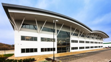 Photo of CTG Starts Moving into New Composites Centre of Excellence