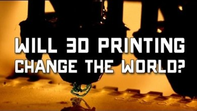 Photo of Will 3D Printing Change the World?