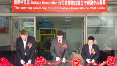 Photo of Surface Generation Opens Demo Facility in Taiwan
