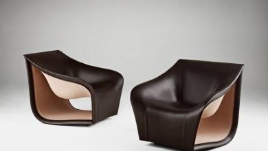 Photo of Alex Hull's Carbon Fibre Split Chair