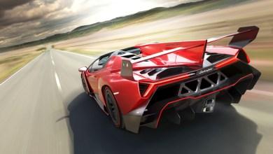 Photo of Lamborghini Veneno Roadster