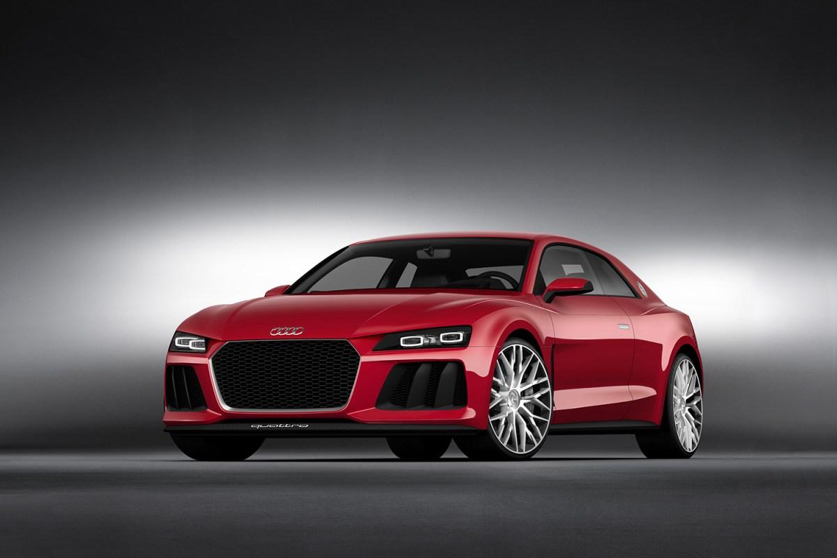 Audi Sport Quattro Laserlight Concept Car