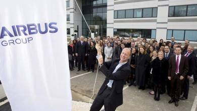 Photo of EADS Rebrands as the Airbus Group