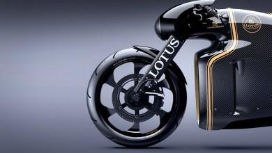 Photo of Lotus C-01 Motorcycle