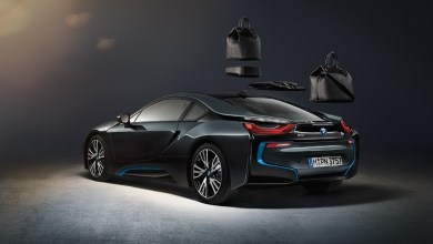 Photo of Louis Vuitton Make Carbon Fibre Luggage for BMW i8
