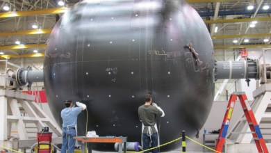 Photo of NASA & Boeing Team up to Construct Composite Fuel Tank