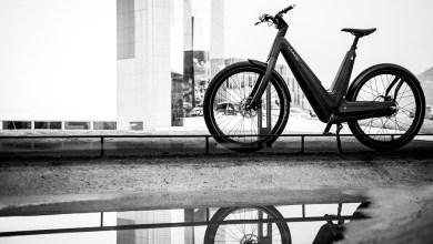 Photo of Leaos Urban Electric Carbon Fibre Bike