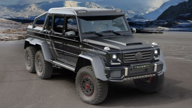 Photo of Mercedes G63 6×6 Gets the Mansory Treatment