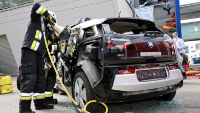 Photo of German Rescue Teams Put the BMW i3 to the Test