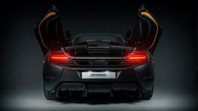 """Photo of McLaren Previews Carbon Fibre Super Car Dubbed """"Project Kilo"""""""