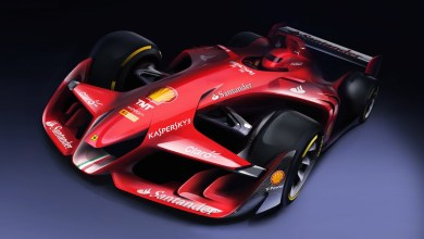 Photo of Ferrari Wants Your Feedback on New F1 Concept