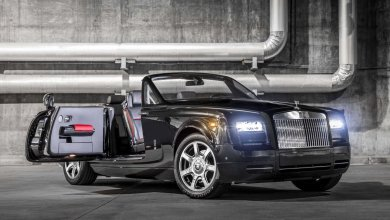 Photo of Custom Carbon Fibre Limited Edition Rolls Royce Revealed