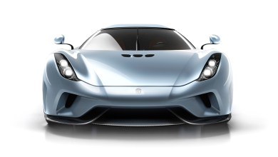 Photo of Koenigsegg's Latest Carbon Fibre Mega Car Is King of Geneva