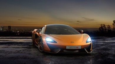 Photo of McLaren 570S Coupe Launches New Sports Series