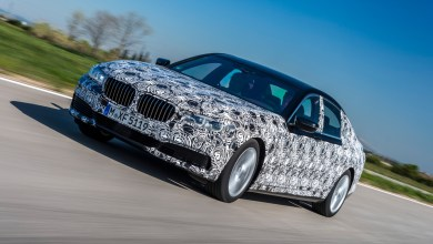 Photo of BMW Teases New 7 Series with Carbon Core Technology