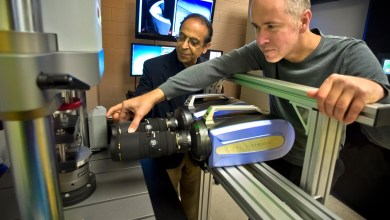 Photo of University Working with Sikorsky to Improve Composites Materials