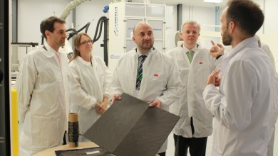 Photo of UK Composites Centre Signs MOU with Luxembourg Group