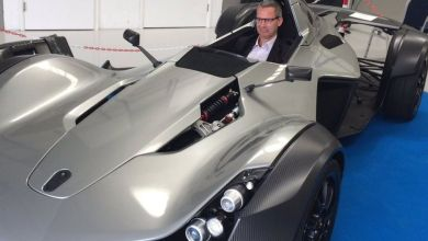 Photo of BAC Mono First Car to Use Graphene Composites