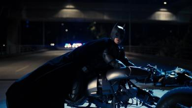 Photo of The Dark Knight's Batpod Goes Up For Auction