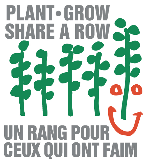 Plant • Grow • Share a Row